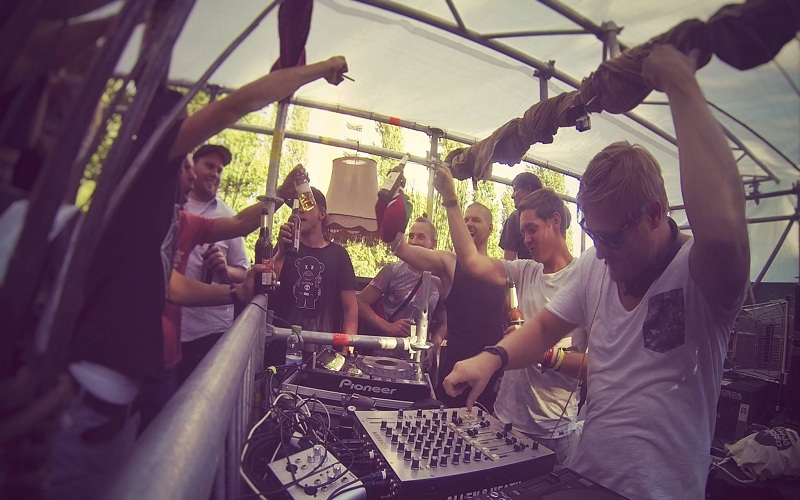 Fancy Sound Module b2b Max Walcha - ZDL 2015
